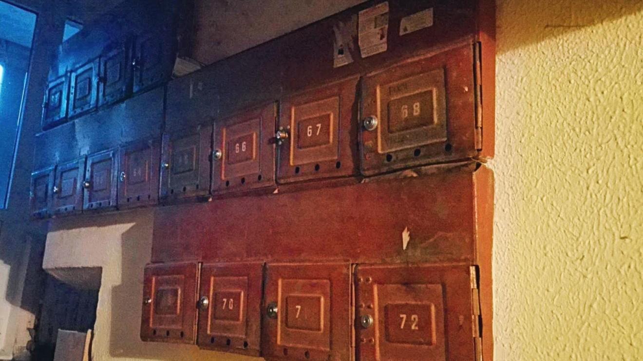 Senos pašto dėžutės neužtikrina laiškų saugumo.