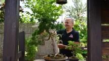 """Kęstutis Ptakauskas """"Ryto rasos"""" sode jaučiasi pats laimingiausias."""