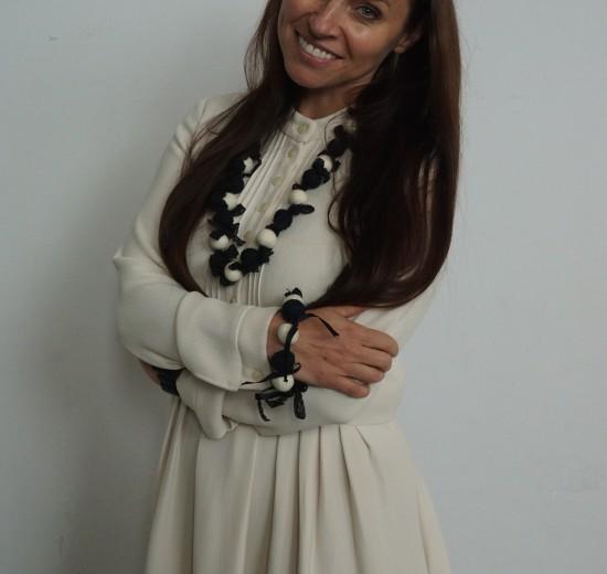 Alytaus teatro direktorė, aktorė Inesa Pilvelytė.